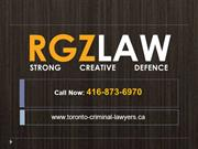 Criminal Lawyer in Toronto - R. Graham Zoppi