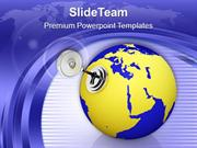 Unlocking The World With Key Global PowerPoint Templates PPT Themes An