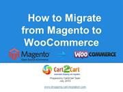 How to Migrate from Magento to WooCommerce