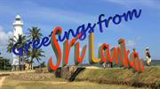 Sri Lanka Greetings from Sri Lanka1