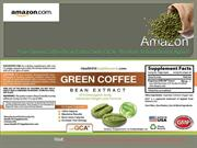 Pure Green Coffee Bean Extract with GCA - Be High School Skinny Again!