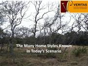 The Many Home Styles Known In Today's Scenario