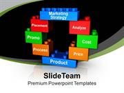 Concept Of Marketing Strategy PowerPoint Templates PPT Themes And Grap