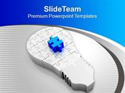 Fix The Problems With Right Solution PowerPoint Templates PPT Themes A