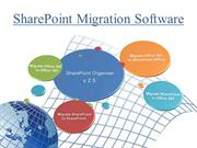 SharePoint to SharePoint Migration