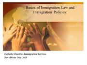 Catholic Charities Immigration Services