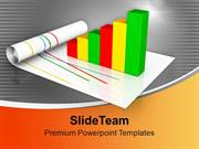 Business Bar Graph For Finance PowerPoint Templates PPT Themes And Gra