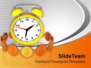 Focusing On Time Business Concept PowerPoint Templates PPT Themes And