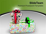 Gift For Loved Ones PowerPoint Templates PPT Themes And Graphics 0413