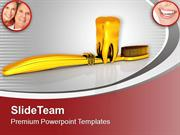 Save Your Teeth And Maintain Hygiene PowerPoint Templates PPT Themes A