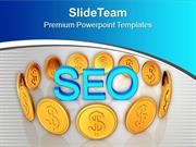 Search Engine Optimization Internet Theme PowerPoint Templates PPT The