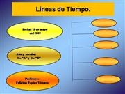 Lneas de tiempo