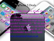 free iPhone 5 Deals