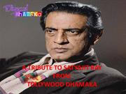A Tribute To Satyajit Ray From Tollywood Dhamaka