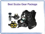 Best Scuba Gear Package