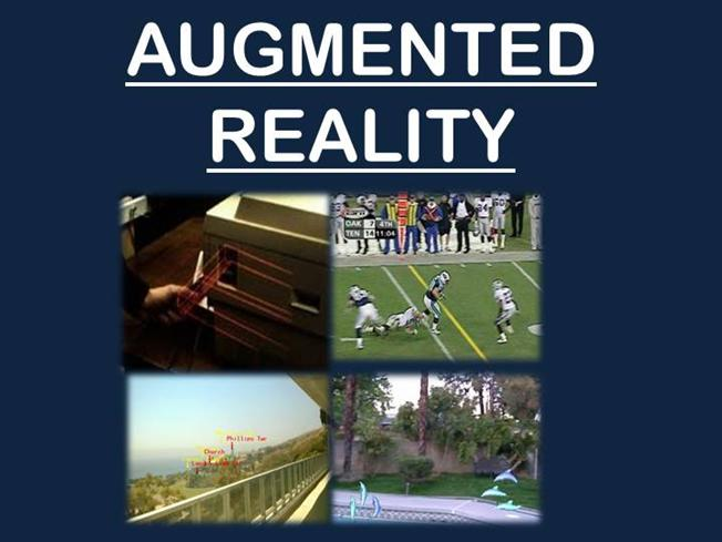 Augmented Reality Seminar 1 Authorstream
