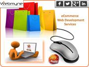 Basics Of eCommerce Web Development Services