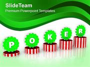 Learn Poker And Enjoy PowerPoint Templates PPT Themes And Graphics 051