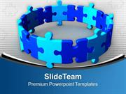 Create A Team For Business Growth PowerPoint Templates PPT Themes And