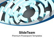Find Out The Correct Path For Growth PowerPoint Templates PPT Themes A