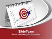 Set Business Target For Every Month PowerPoint Templates PPT Themes An