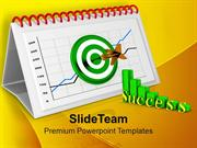 Achieve Monthly Target PowerPoint Templates PPT Themes And Graphics 05