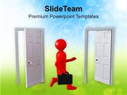Change The Work Concept PowerPoint Templates PPT Themes And Graphics 0
