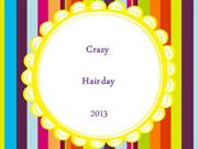Crazyhair day 2013