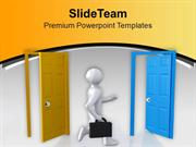 Change The Concept Of Work PowerPoint Templates PPT Themes And Graphic