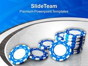 Play Poker And Enjoy PowerPoint Templates PPT Themes And Graphics 0513
