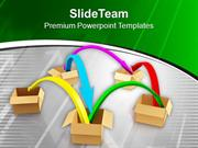Create A Network For Better Business PowerPoint Templates PPT Themes A
