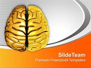 Human Brain Is Very Intelligent PowerPoint Templates PPT Themes And Gr