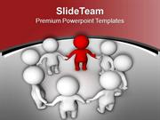 Be The Part Of Team PowerPoint Templates PPT Themes And Graphics 0513