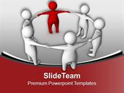 Complete The Circle Theme PowerPoint Templates PPT Themes And Graphics