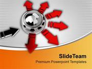Distribute Work Among Team PowerPoint Templates PPT Themes And Graphic