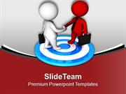 Do Partnership For Business Growth PowerPoint Templates PPT Themes And