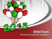 Happy New Year Theme PowerPoint Templates PPT Themes And Graphics 0513