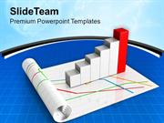 High Value Display From Bar Graph PowerPoint Templates PPT Themes And