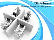 Maintain Communication Between Clients PowerPoint Templates PPT Themes