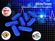 Medication Is Important For Health PowerPoint Templates PPT Themes And