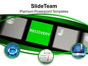 Recover Data With Latest Technology PowerPoint Templates PPT Themes An