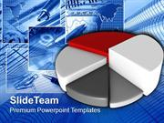 Sales And Strategy Pie Chart PowerPoint Templates PPT Themes And Graph