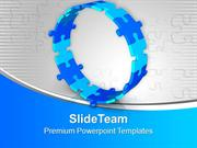 Solve All The Puzzle Of Problem PowerPoint Templates PPT Themes And Gr