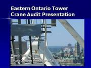 Tower Crane Presentation