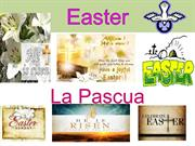 Easter words in Spanish