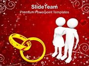 Wedding Is A Very Special Occasion PowerPoint Templates PPT Themes And