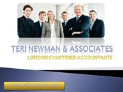London chartered accountants - Teri Newman and Associates