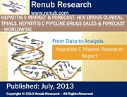 Hepatitis C Market & Forecast, Hepatitis C Pipeline Drugs Sales