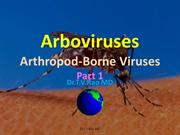 Arthropod-borne Viruses  Part one