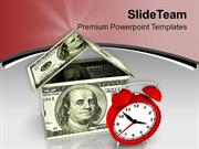 Planning To Save Money For Real Estate PowerPoint Templates PPT Themes